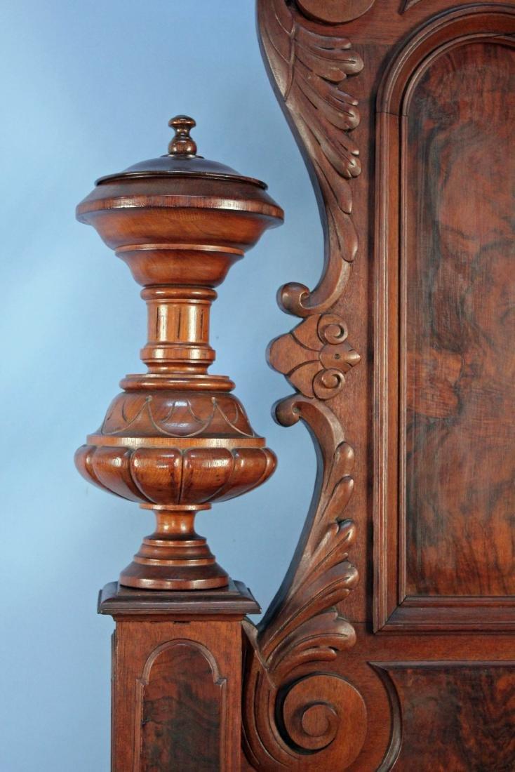 Two Pcs Renaissance Bedroom Set att. T. Brooks - 7
