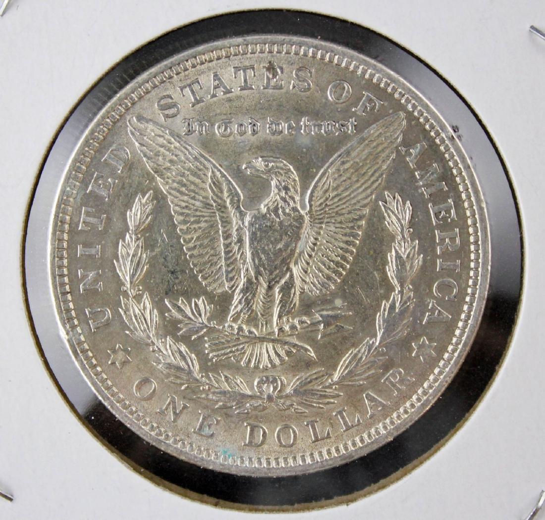 Ten 1921 Morgan Silver Dollars P, S, and D - 3