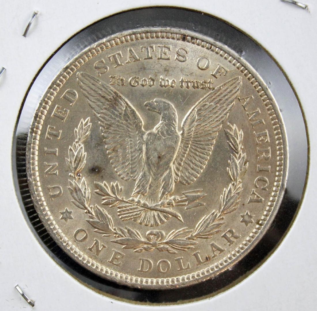 10 Morgan 1921 P Silver Dollars Various Conditions - 4