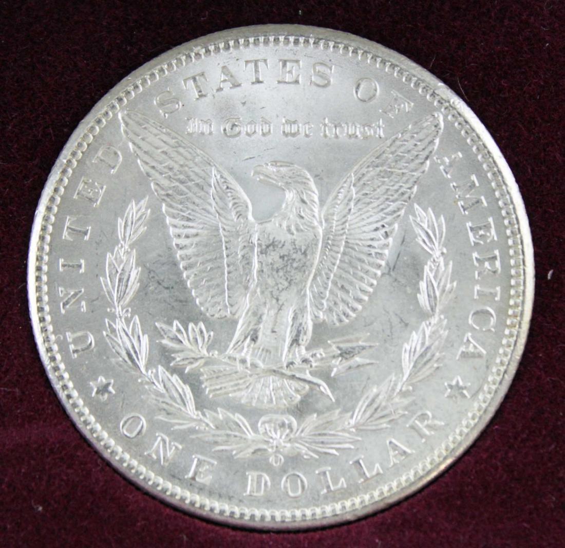 New Orleans Morgan Dollar Set 1884, 1885 & 1898 - 7