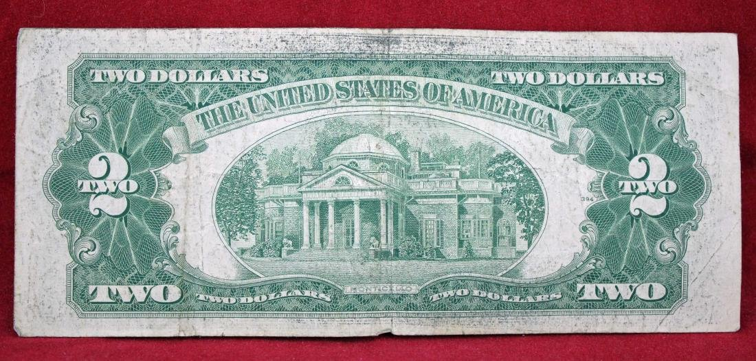 Forty 1953 &1963 Series Red Seal Two Dollar Notes - 3