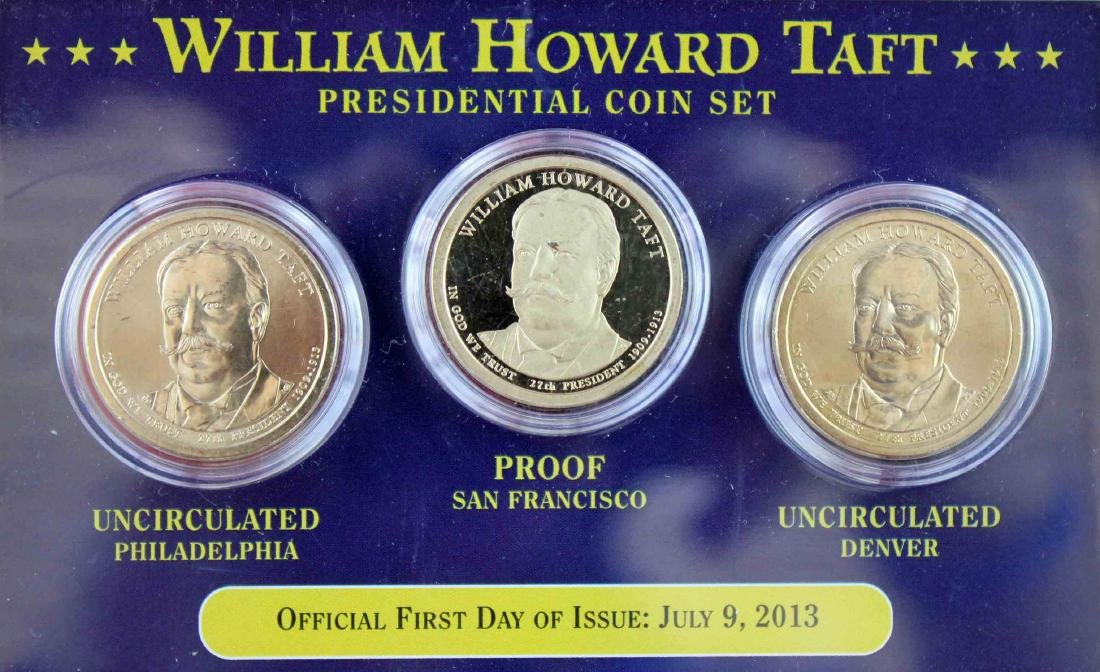 29 United States Mint P,D & S  Presidential Coins - 2