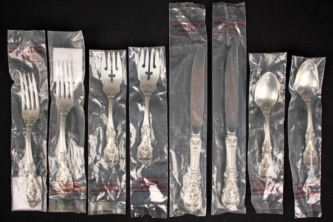 2 Place Settings Reed & Barton Francis I Sterling
