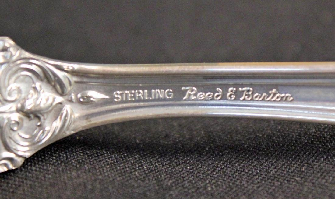 2 Place Settings Reed & Barton Francis I Sterling - 3