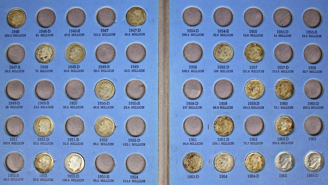 Group of U.S. & Foreign Silver Coins - 4