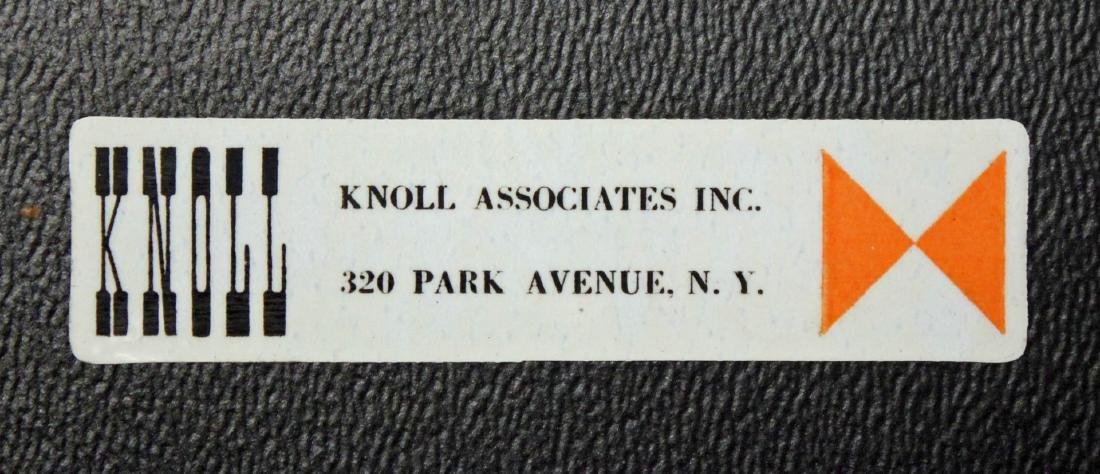 Charles Pollock / Knoll Assoc. Swivel Armchair - 7