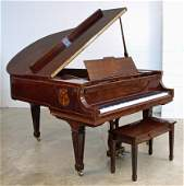 Young Chang Grand Piano Model G175 Mahogany