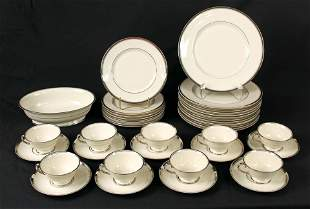 38 Pieces of Franciscan Huntington Fine China