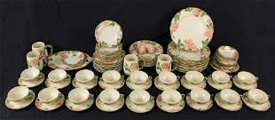 Mixed Group of Franciscan China w/ 92 Pieces