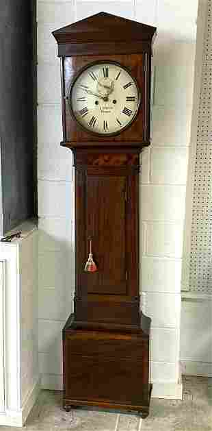 Scottish Tall Case Clock, Early 19th Century