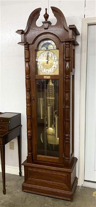 Emperor West German Grandfather Clock