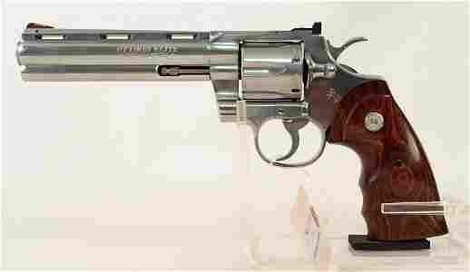 "Colt Python Elite .357 Mag. Revolver w/ 6"" BBL"