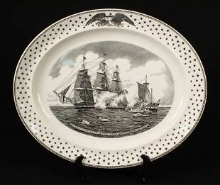 Wedgewood Constitution and Java Platter