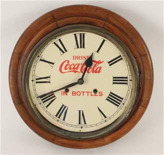 Wall Regulator Clock Circa 1900