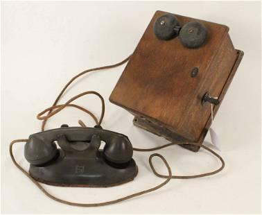Master Phone by Kellogg and Oak Call Box
