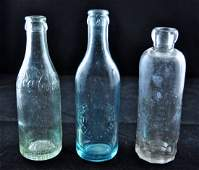 253: Coca Cola & Diamond Bottling Bottles Newport, AR.
