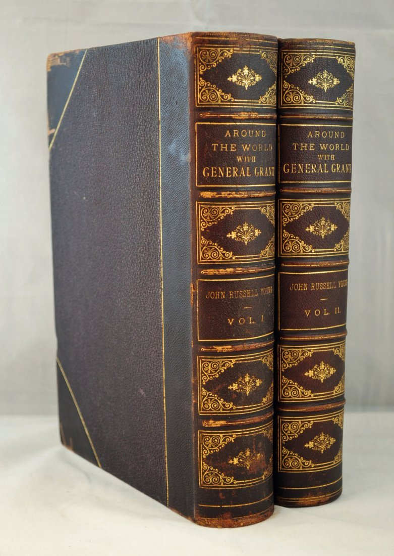 Around the World with General Grant, 2 Vol. Set