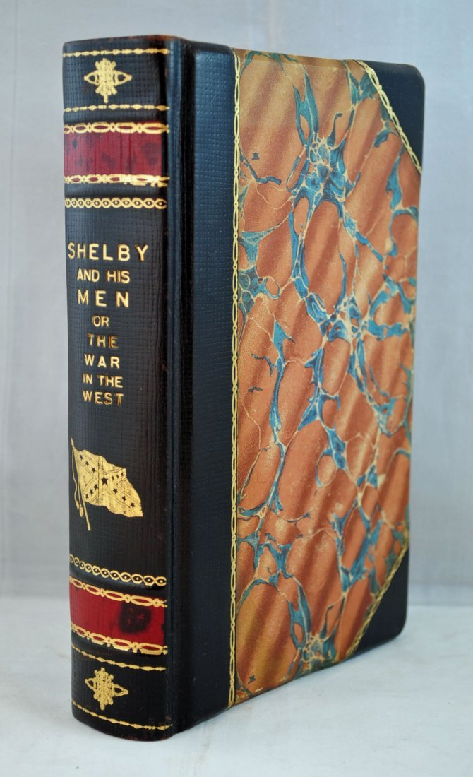 Shelby and His Men: or the War in the West