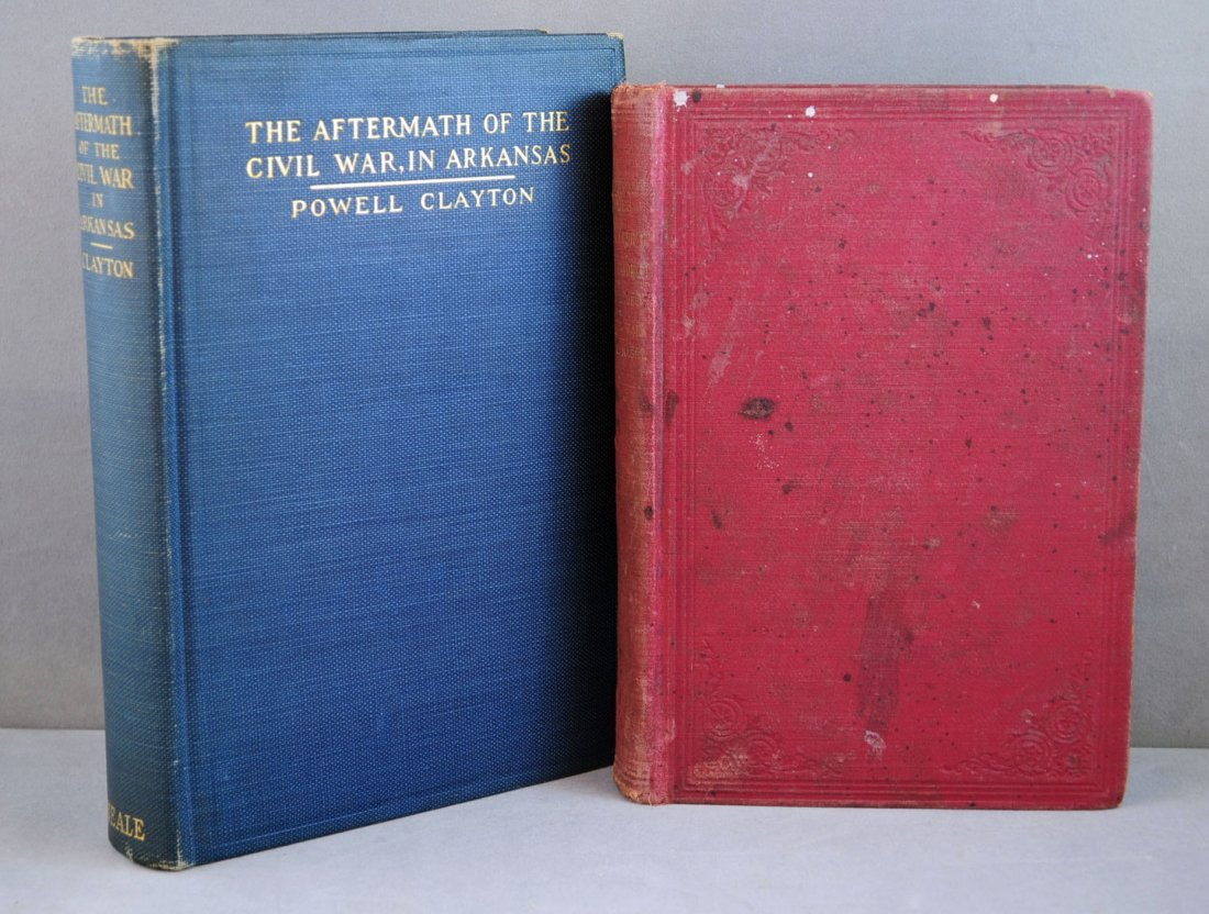 Two Books on Arkansas in the Civil War