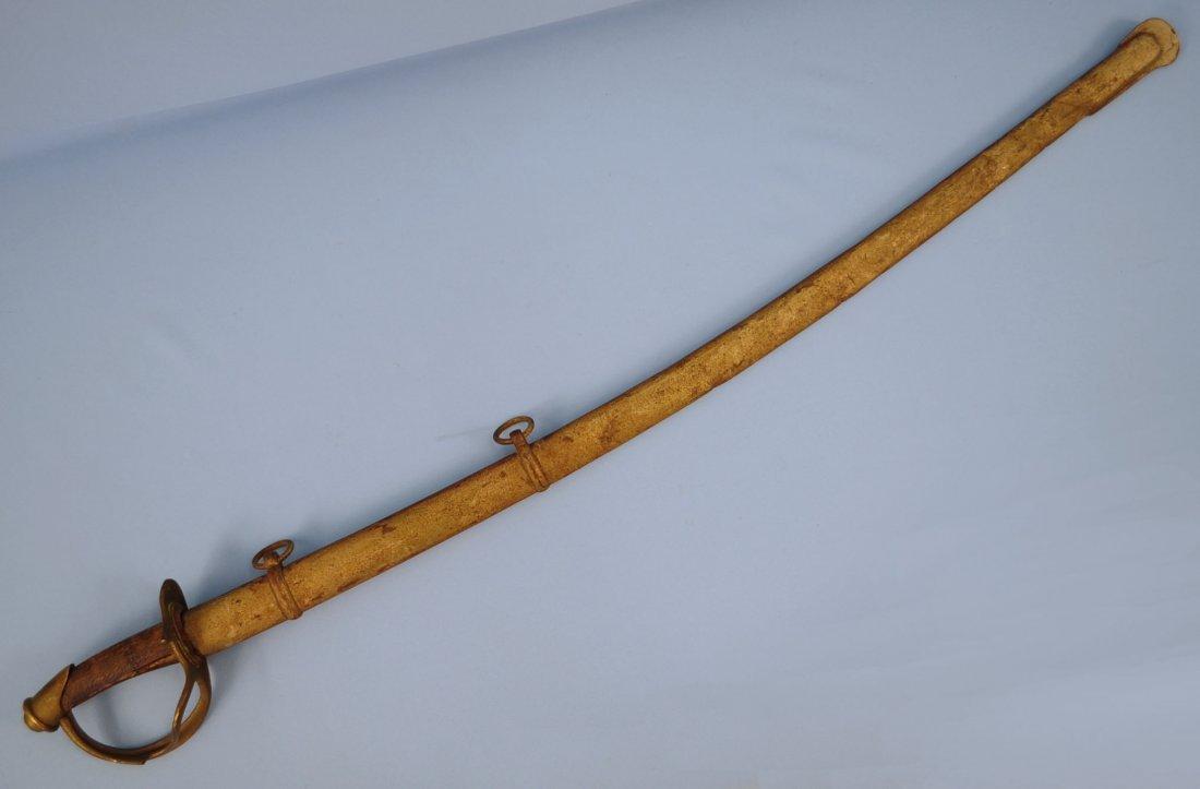 "Civil War US Cavalry Sword 1840 ""Wristbreaker"""