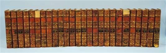 26 Volumes Waverley Novels Sir Walter Scott, 1849