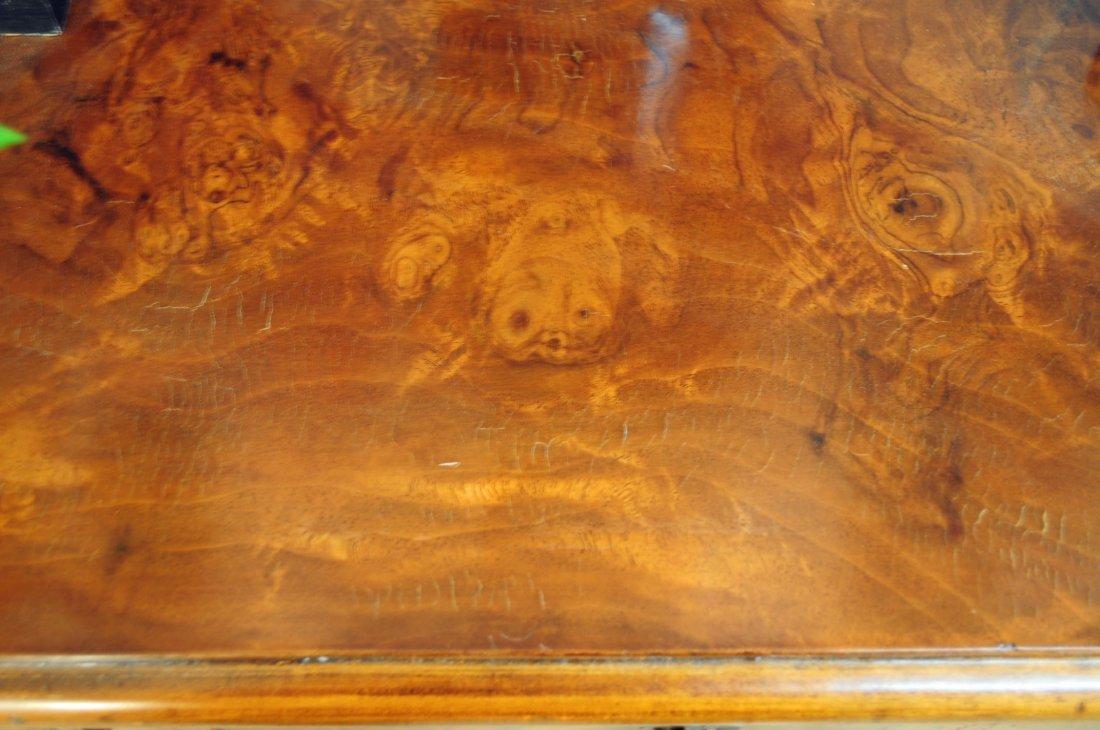 Bevan Funnell Walnut William & Mary Hunt Board - 3