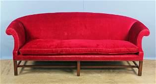 Kittinger Chippendale Style Williamsburg Sofa