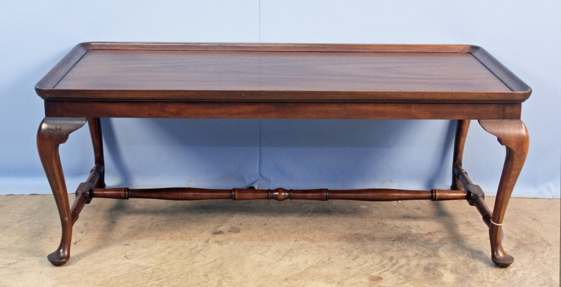 Kittinger Williamsburg Queen Anne Coffee Table