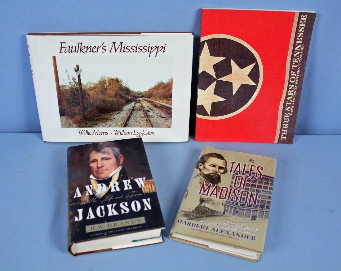 Four Madison County, TN, Books & One Eggleston