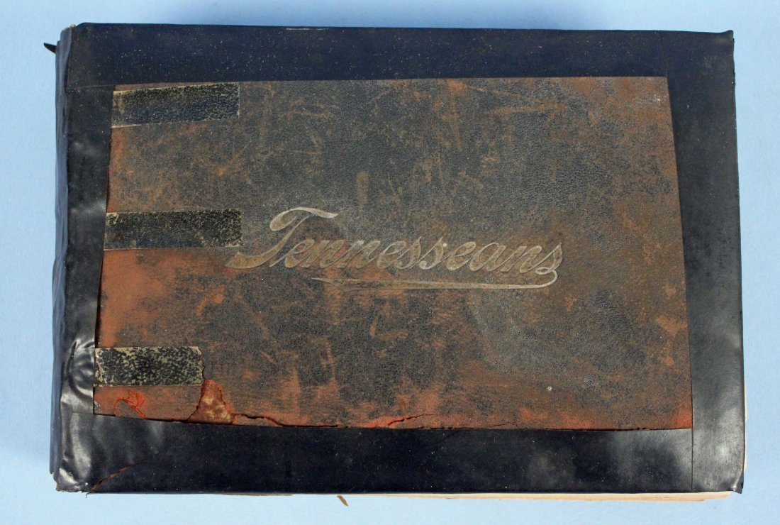 """Goodspeed`s 1901-1902 """"Tennesseans"""" Book"""
