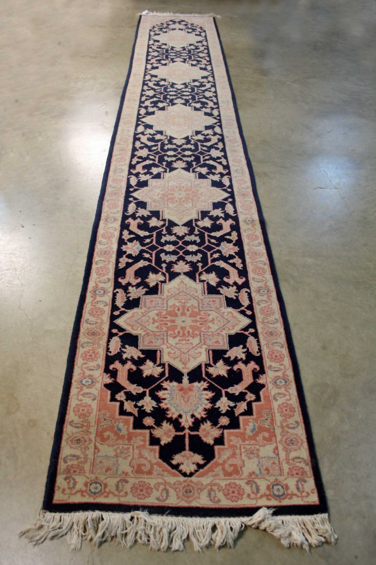 Persian Style, Serapi Collection, Hand Made Runner