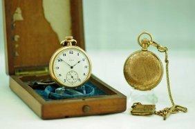 Champion Hunter Case &17 Jewel Elgin Pocket Watch