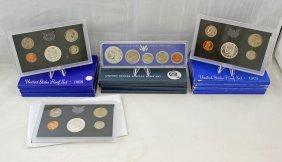 12 - 1967 - 1969 U.s. Special Mint & Proof Sets