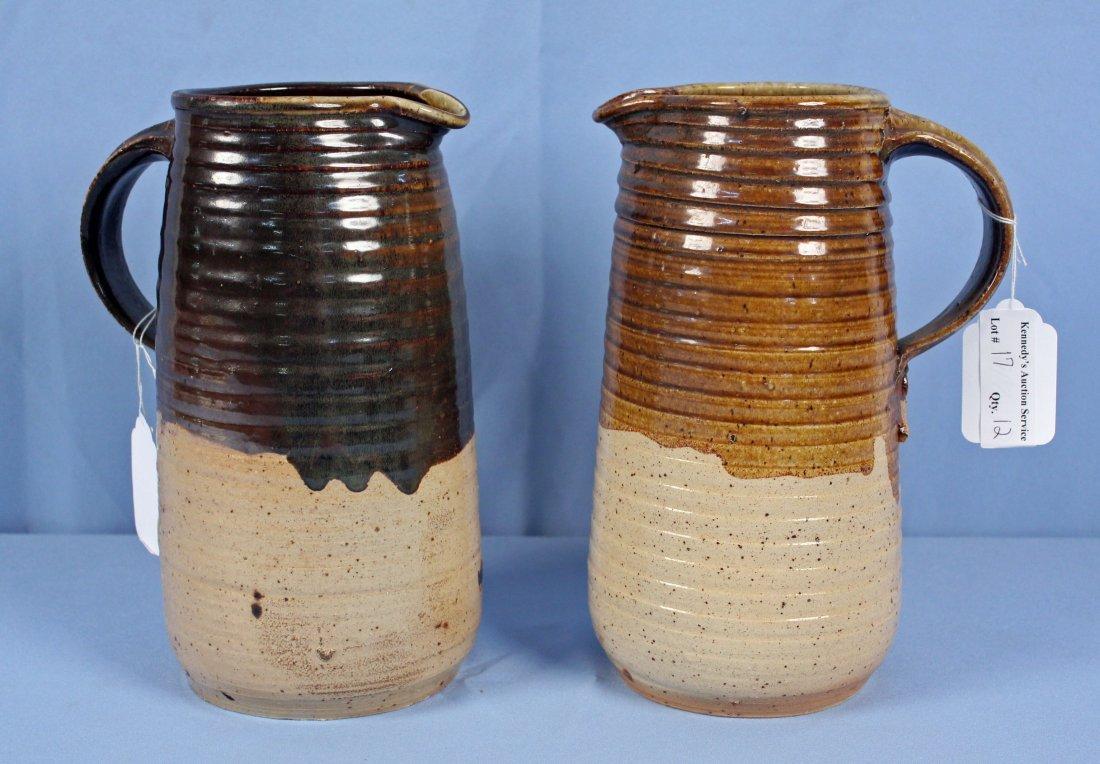 12 Pieces of 20th Century Salt Glazed Stoneware - 7