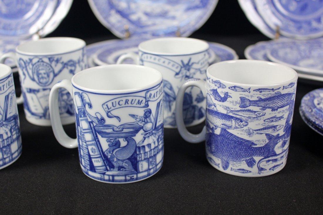 Spode Blue Room Collection 24 Piece Set - 4