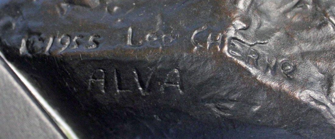 1955 Leo Cherne Bust of Abraham Lincoln - 4