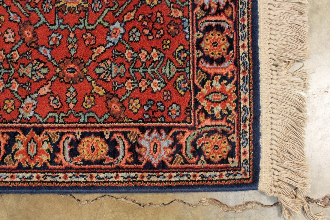 Two Matching Karastan Chahar Mahal Prayer Rugs - 2
