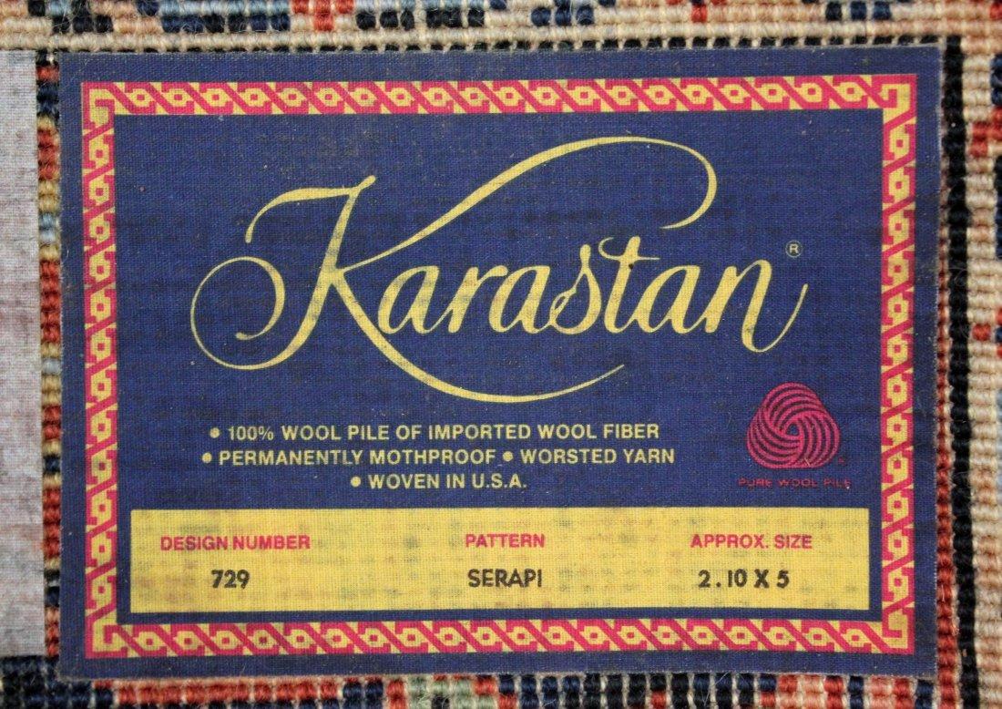 Two Matching Karastan Chahar Mahal Prayer Rugs - 4