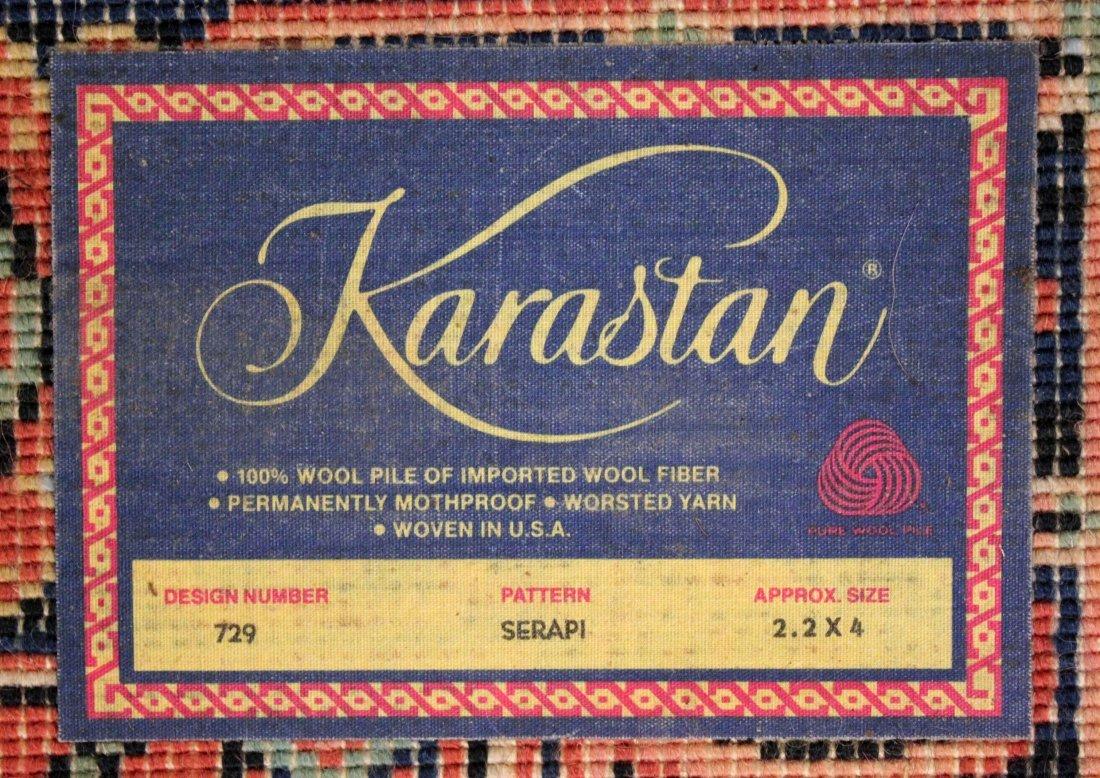 Two Matching Karastan Chahar Mahal Prayer Rugs - 5