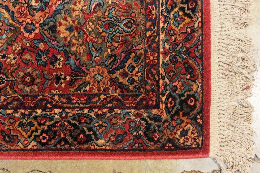 Two Karastan Chahar Mahal Rugs Heriz, Kirman - 2