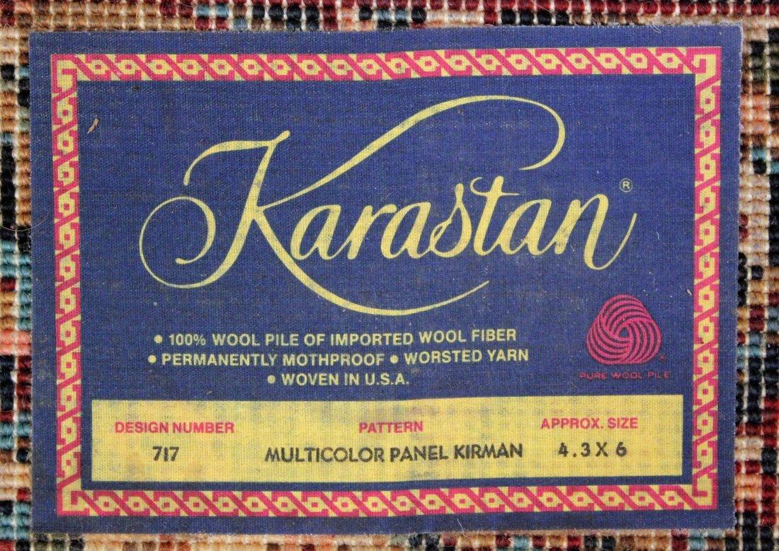 Two Karastan Chahar Mahal Rugs Heriz, Kirman - 4