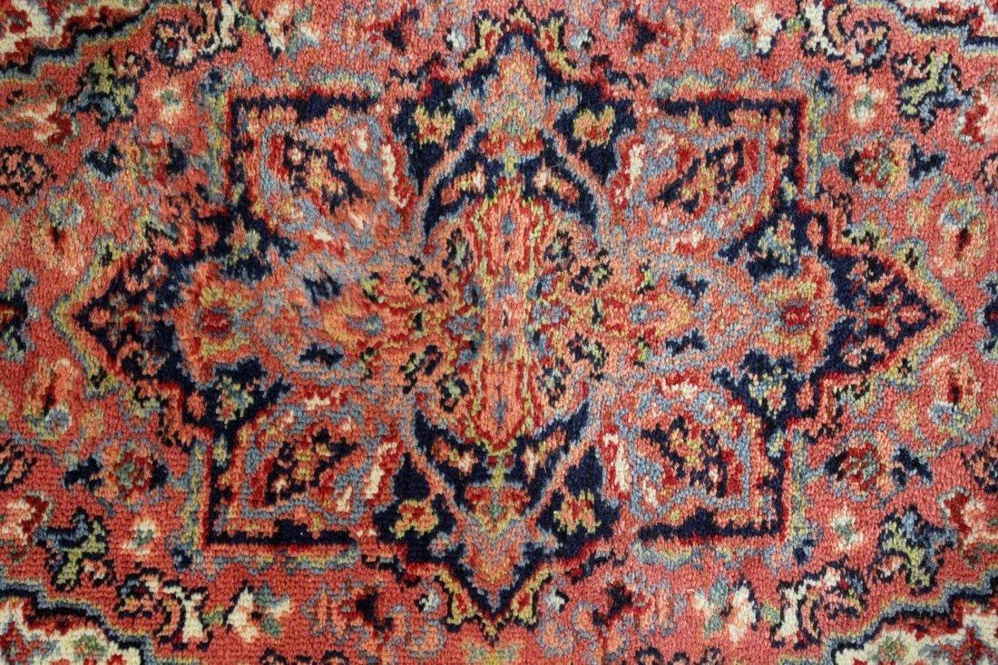 Two Karastan Chahar Mahal Rugs Heriz, Kirman - 6