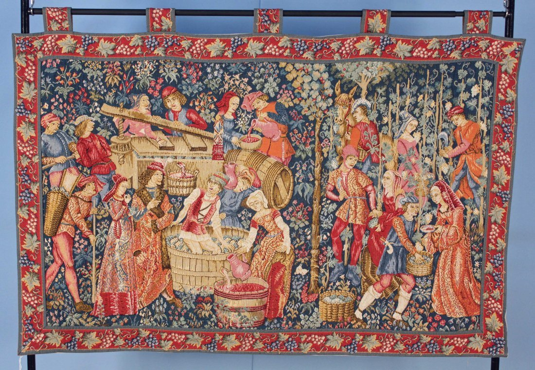 Golby's French Tapestry