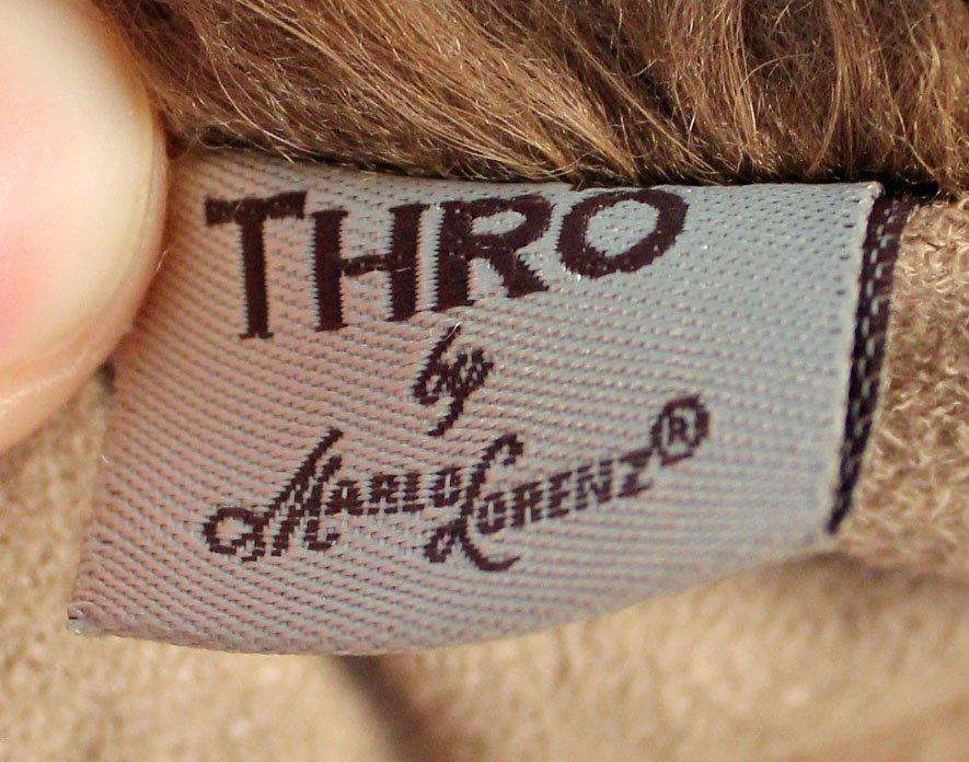 Marlo Lorenz Mongolian Thro 100% Wool Throw - 3