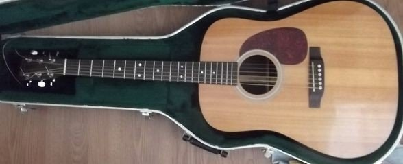 16: Martin D-1  Acoustic Guitar