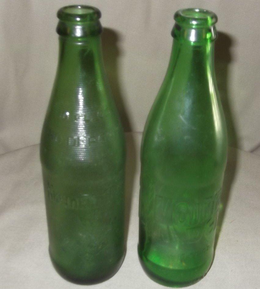 10: Vintage Mountain Dew Bottles