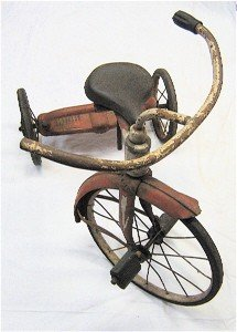12: Tricycle