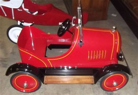 1930's Sidway pedal car