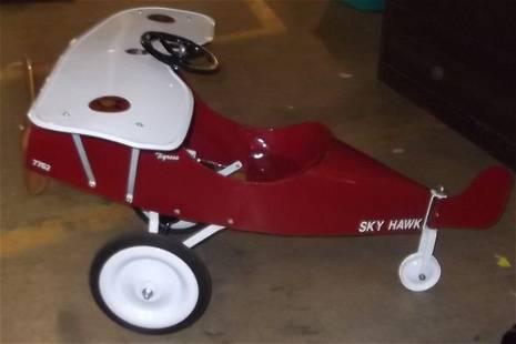 Gendron pedal plane