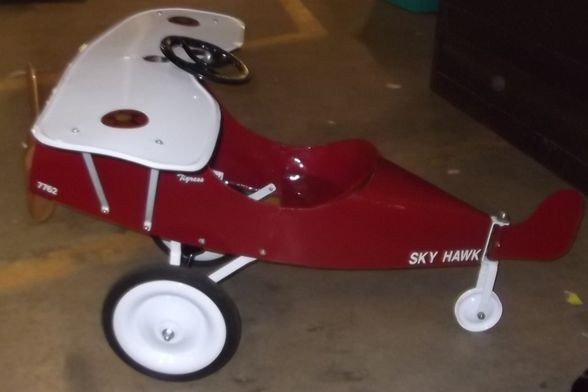 5: Gendron pedal plane